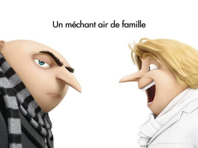 """Affiche de """"Moi, moche et méchant 3"""" (2017)."""