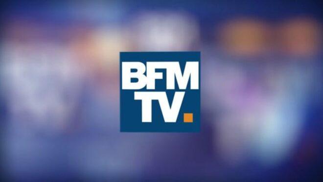La chaîne BFMTV