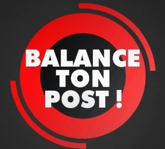 Balance ton post, le logo.