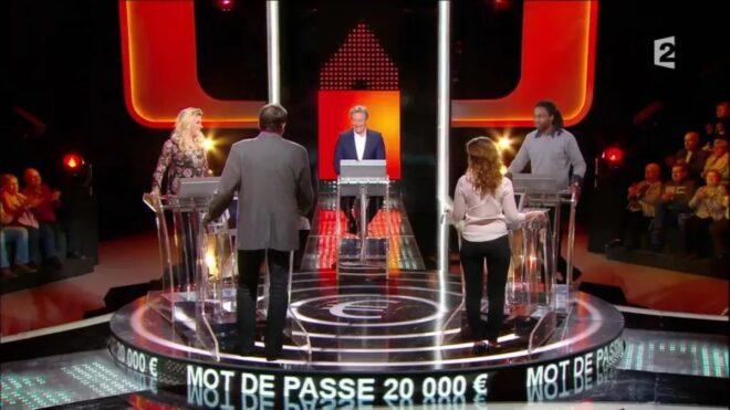 Le jeu de France 2 Mot de passe