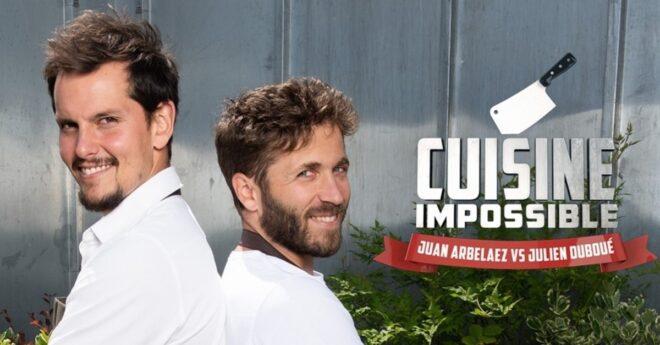 Juan Arbelaez et Julien Duboué