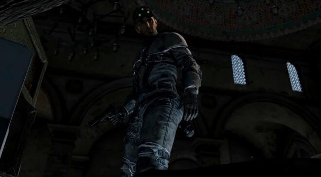 Splinter Cell Blacklist (2013)