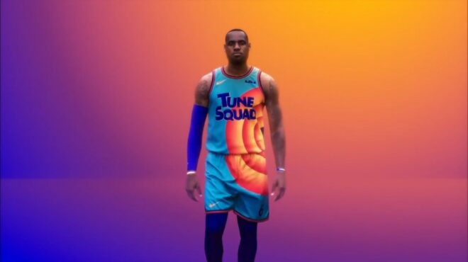 """Le nouveau maillot de """"Space Jam: A New Legacy"""" (2020)"""