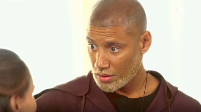 """Bruno (Les Mystères de l'Amour saison 23, épisode 11 """"Un amour brûlant"""")."""