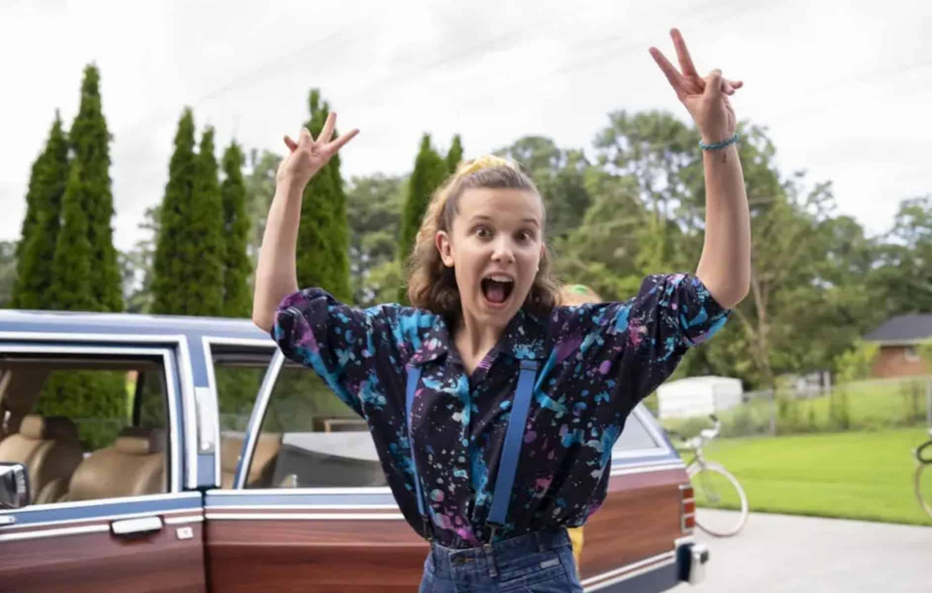 Millie Bobby Brown avoue ses penchants cleptomanes sur les tournages