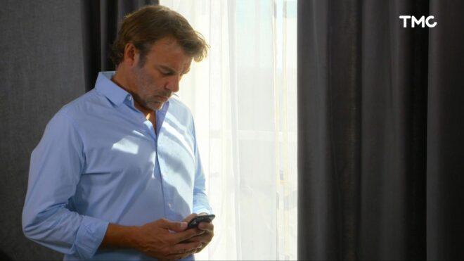 """Nicolas (Les Mystères de l'Amour saison 24, épisode 3 """"Recherches et développements"""")."""
