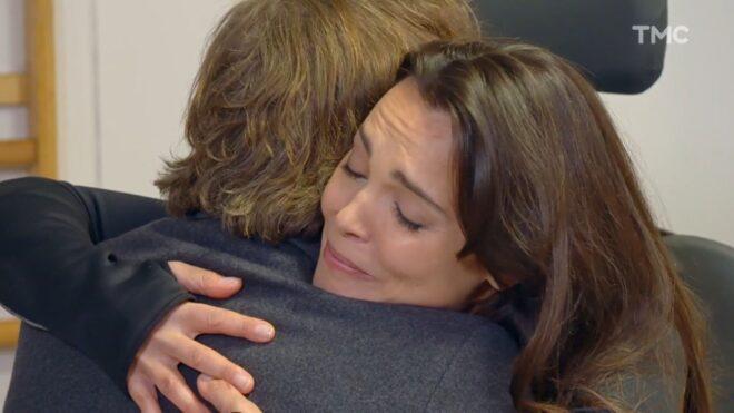 """Clémence (Les Mystères de l'Amour saison 24, épisode 18 """"Tant pis pour lui"""")."""